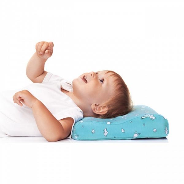 Подушки TRELAX Детская ортопедическая подушка от 1,5 до 3 лет с эффектом памяти TRELAX PRIMA П28.jpg