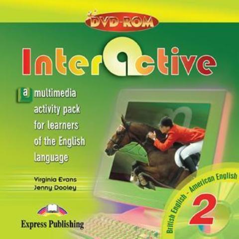 INTERACTIVE 2 DVD-ROM