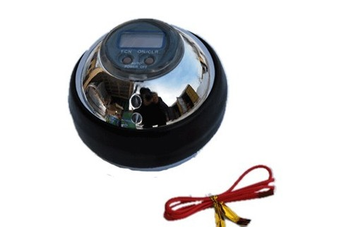 Тренажёр кистевой WRIST BALL металлический с дисплеем :(AAM-OSP):