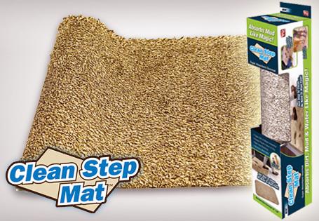 Коврик придвердый Clean Step Mat
