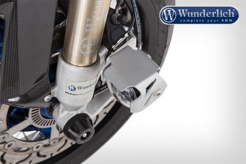 Комплект доп.света Micro Flooter на суппорты BMW R1200GS LC - серебро