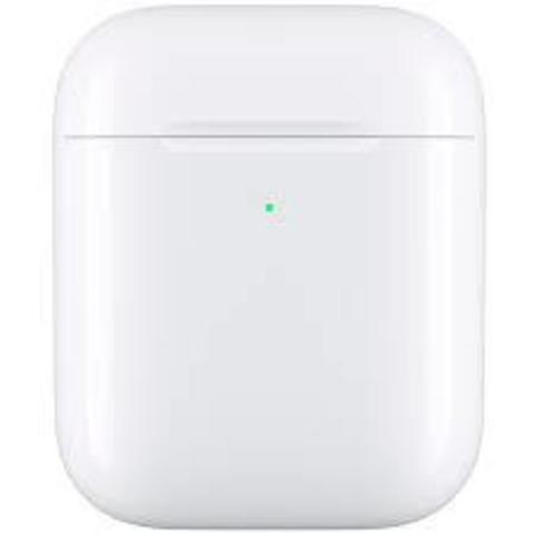 Зарядная док-станция Apple Wireless Charging Case for AirPods белый