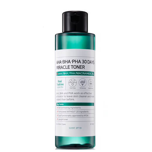 Тонер для лица Some By Mi AHA-BHA-PHA 30 Days Miracle Toner 150 мл