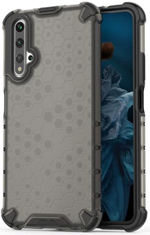 Ударопрочный тонированный чехол для Huawei Honor 20 от Caseport, серия Honey
