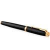 Parker IM Premium - Black GT, ручка-роллер, F, BL