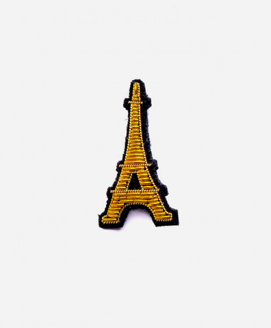 Брошь Eiffel tower