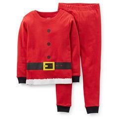 CARTERS Пижама новогодняя Санта Клаус ПЖ1