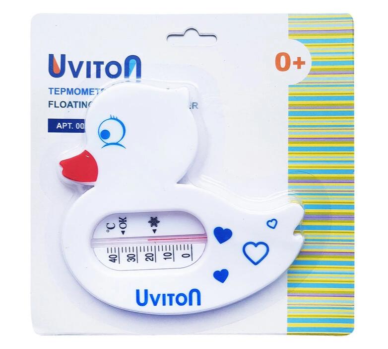 Термометр для воды Uviton Уточка