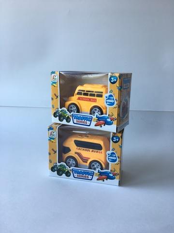 *Машина автобус школьный инерц