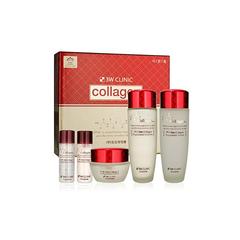 Набор регенерирующих средств с коллагеном 3W Clinic Collagen Skin Care 3 Items Set