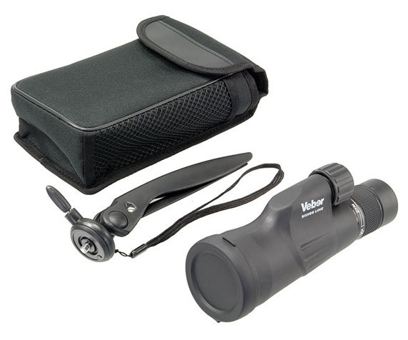 Комплект: труба Veber 10-30x50, штатив, сумка
