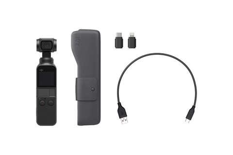 DJI Osmo Pocket - ручной стабилизатор с камерой