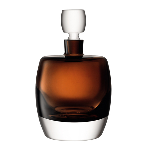 Декантер Whisky Club 1,05 л коричневый