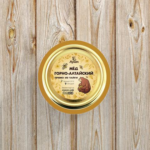 Мёд Горно-алтайский
