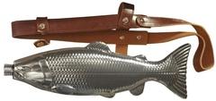Фляга на ремне «Богатый улов», 800 мл, фото 2
