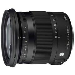 Объектив Sigma AF 17-70mm 2.8-4 DC OS HSM Macro Contemporary для Nikon
