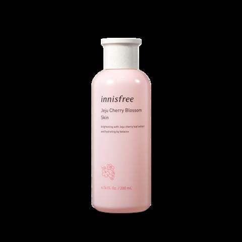 Тонер innisfree Jeju Cherry Blossom Skin 200ml