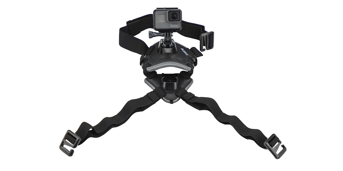 Крепление-упряжка для собак GoPro Fetch Dog Harness (ADOGM-001) вид спереди