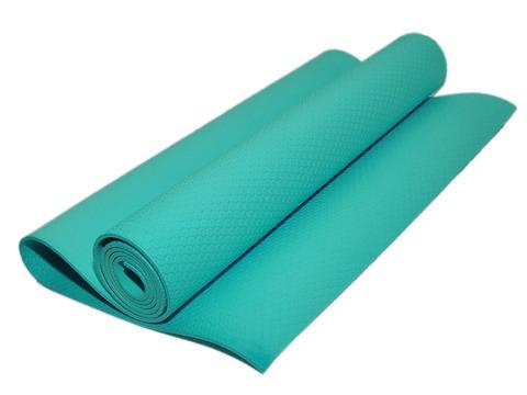 Коврик гимнастический. Цвет: светло-зелёный. КВ6505-ГЗ