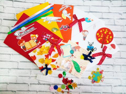 036-5511 Набор для изготовления 3 открыток