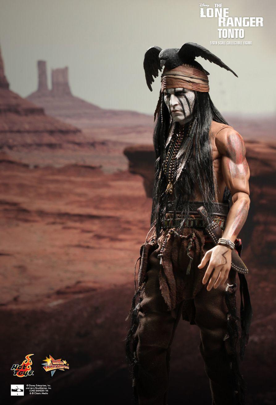 The Lone Ranger - Tonto Movie Masterpiece