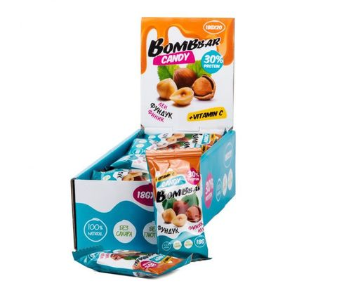 Bombbar конфета