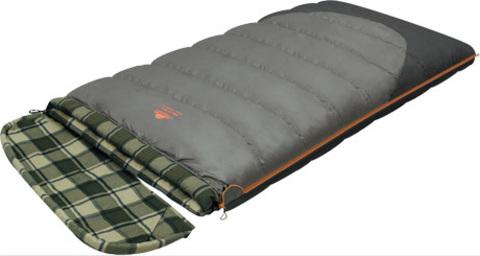 Летний спальный мешок Alexika Siberia Wide Transformer