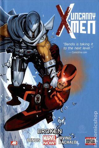 Uncanny X-Men HC #2 Broken  (Marvel NOW)