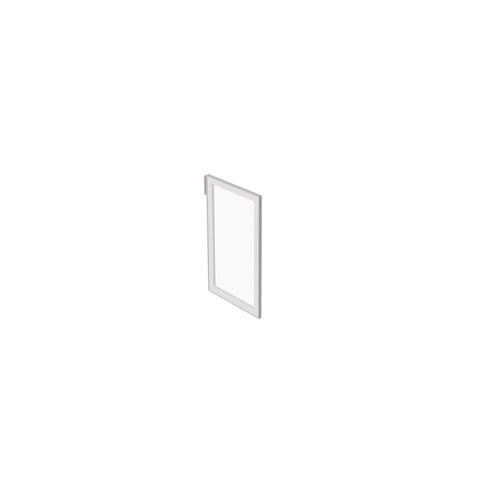 TS-07.1 Дверь низкая стеклянная
