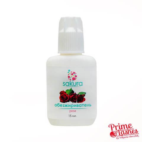 Обезжириватель Sakura, с ароматом