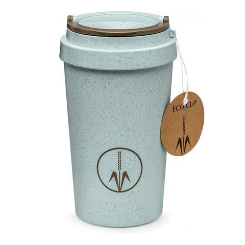 Термокружка Walmer Eco Cup (0,4 литра), голубая