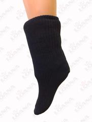 Носки медицинские  Лоана 100% холопок без резинки (для очень полных ног) арт. 50381