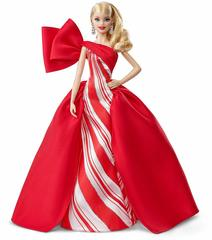Барби 2019 Holiday Barbie Блондинка