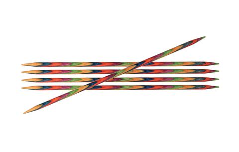KnitPro Symfonie спицы чулочные дерево