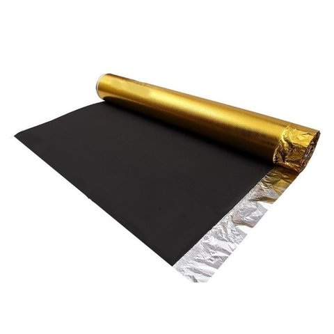 Подложка Floorwood EVA  амортизирующая, влаго/звуко и тепло изоляционная (1100 х 2 мм)1рулон=18,6кв.м
