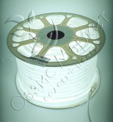 Неон 14мм 360 холодный белый