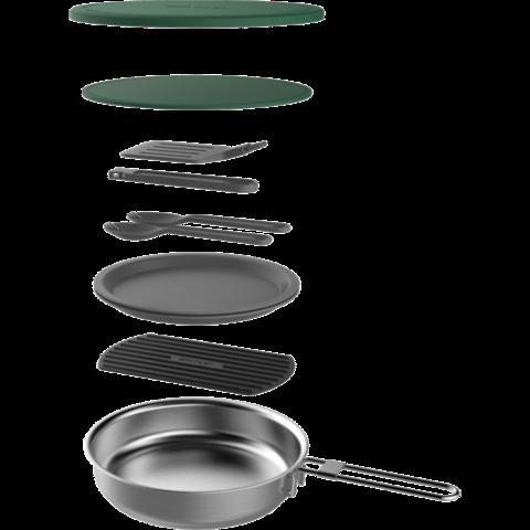 Cковорода походная Stanley Adventure  0,96 L с аксессуарами