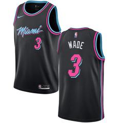 Баскетбольная майка NBA 'Miami/Wade 3'