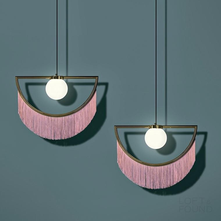 Подвесной светильник Fringe
