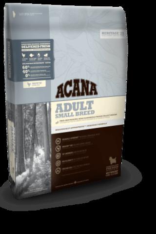 Acana Adult Small Breed для взрослых собак мелких пород