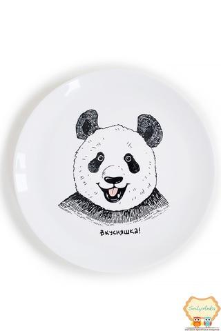 Тарілка Панда вкусняшка