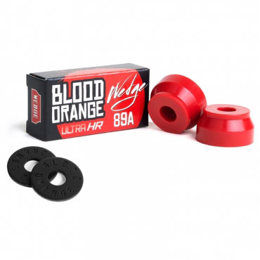 БУШИНГИ BLOOD ORANGE ULTRA HR КОНУСЫ 89A КРАСНЫЕ
