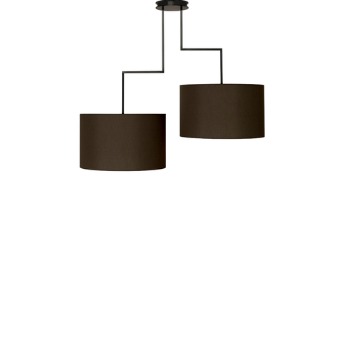 Потолочный светильник копия Noon 2 by Zeitraum (черный)