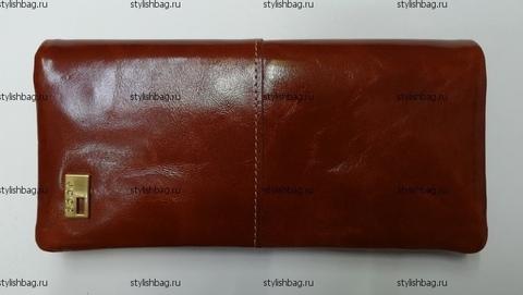 Женский рыжий кошелек JCCS j-1032