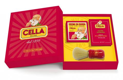 Подарочный набор для бритья CELLA GIFT SET SHAVING
