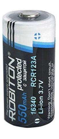 аккумулятор Robiton Li-ion 16340 550mAh