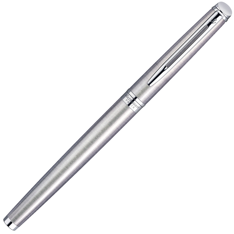 Waterman Hemisphere - Stainless Steel CT, ручка-роллер, F, BL
