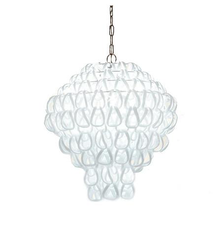 Подвесной светильник Giogali SP 80 A by Vistosi (белый)