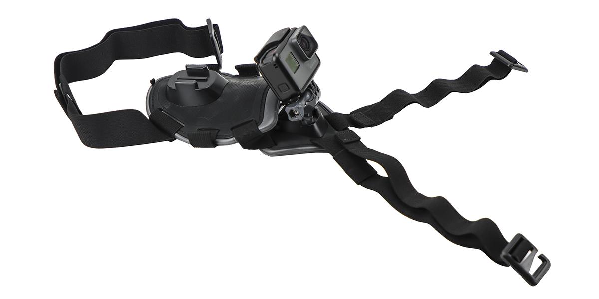 Крепление-упряжка для собак GoPro Fetch Dog Harness (ADOGM-001) вид сбоку