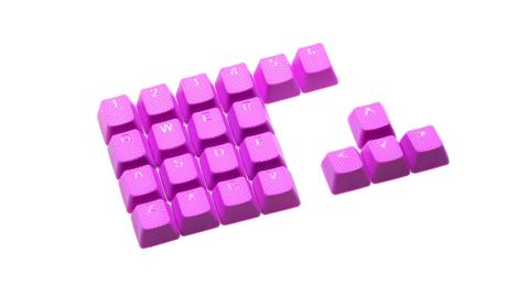 Клавиши Tai-Hao «Rubber Neon Purple Mystery»